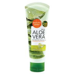 BODY BUDDY ALOEVERA MOISTURE REAL CLEANSING FOAM 150G