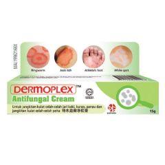DERMOPLEX ANTIFUNGAL CREAM 15G
