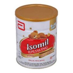 ISOMIL SOYA INFANT NUTRITION (0-12 MONTH) 850G
