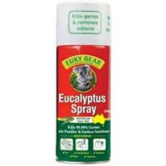 EUKY BEAR EUCALYPTUS SPRAY 100G