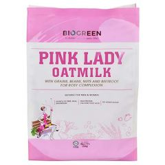 BIOGREEN PINK LADY OATMILK SACHET 30G X 11S