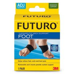 FUTURO THERAPEUTIC ARCH SUPPORT FOOT 1 PAIR