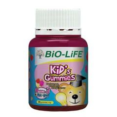 BiO-LiFE KIDS GUMMIES OMEGA 3 WITH DHA & EPA 30S