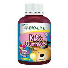BiO-LiFE KIDS GUMMIES OMEGA 3 WITH DHA & EPA 60S