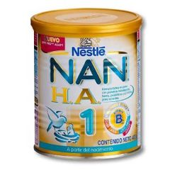 NESTLE NAN HA 1 (0-12MONTH) 400G
