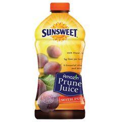 SUNSWEET PRUNE JUICE WITH PULP 32OZ (USA)