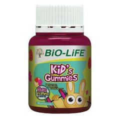 BiO-LiFE KIDS GUMMIES MULTIVITAMINS & MINERALS 30S