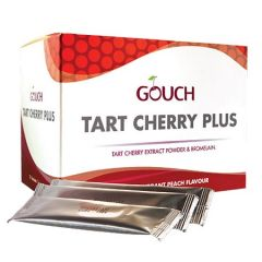 GOUCH TART CHERRY PLUS EXTRACT POWDER & BROMELAIN SACHET 5G X 21S