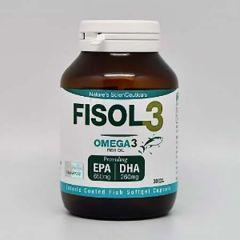 FISOL3 OMEGA 3 FISH OIL CAPSULE 30S