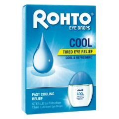 ROHTO COOL EYEDROPS 13ML