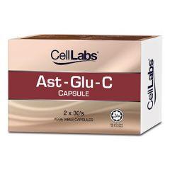 CELLLABS AST-GLU-C CAPSULE 30S X 2