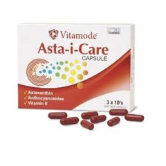 VITAMODE ASTA I CARE VEGETABLE CAPSULE 10S X 3