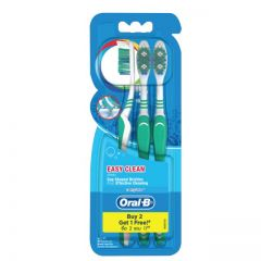 ORAL-B TOOTHBRUSH COMPLETE EASY CLEAN SOFT