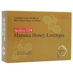 OREGAN ACTIVE 20+MANUKA HONEY LOZ X12S