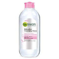 GARNIER MICELLAR CLEANSING WATER FOR NORMAL & SENSITIVE SKIN 400ML