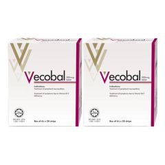 VECOBAL 500MCG TABLET 120S X 2