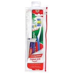 COLGATE TWISTER TRAVEL KIT (SUGAR ACID NEUTRALIZER TOOTHPASTE 18G + TWISTER TOOTHBRUSH 1S)