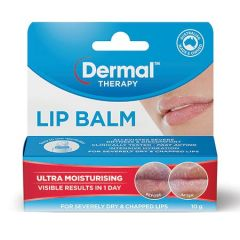 DERMAL THERAPY LIP BALM 10G