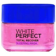 LOREAL DE WHITE PERFECT TOTAL RECOVER SLEEPING MASK 50ML