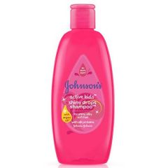 JOHNSONS ACTIVE KIDS SHINY DROPS SHAMPOO 200ML