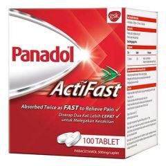 PANADOL ACTIFAST 10S X 10