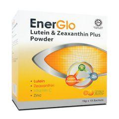 ENERGLO LUTEIN & ZEAXANTHIN PLUS POWDER SACHET 19G X 15S X 2