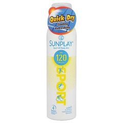 SUNPLAY SPORT MIST SPF120 PA++++ 165ML