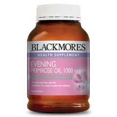 BLACKMORES EVENING PRIMROSE OIL 1000MG CAPSULE 360S
