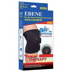 EBENE BIO-RAY EXTRA STRENGTH KNEE GUARD WITH TOURMALINE - FREE SIZE