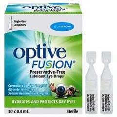 OPTIVE FUSION UD EYE DROP 30S