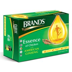 BRANDS ESSENCE OF CHICKEN WITH AMERICAN GINSENG 70G X 12S