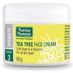 THURSDAY PLANT T3 FACE CREAM 65G