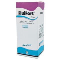 FLUIFORT ADULT COUGH SYRUP 120ML