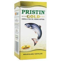 TOTAL HEALTH CONCEPT PRISTIN GOLD OMEGA 3 FISH OIL 1200MG 90S