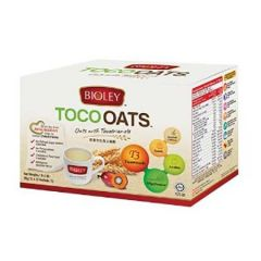 BIOLEY TOCO OATS (NEW IMPROVED FORMULA) SACHET 15G X 30S
