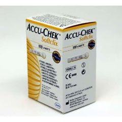 ACCU-CHEK SOFTCLIX LANCET 100S