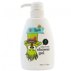 BUDS KIDS TUTTY FRUITY SHOWER GEL 350ML