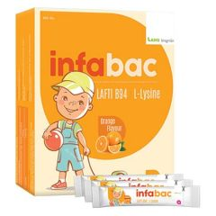 LANG BRAGMAN INFA BAC PROBIOTIC ORANGE SACHET 2G X 14S