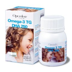OPCEDEN OMEGA -3 TG DHA 250 30S