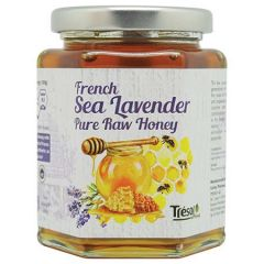 TRESOR EARTHFOOD FRENCH SEA LAVENDER HONEY 400G