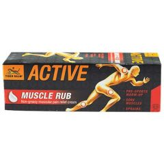 TIGER BALM ACTIVE MUSCLE RUB 60G