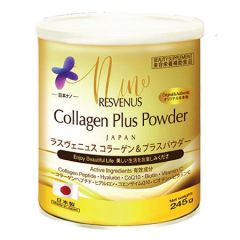 NANO RESVENUS COLLAGEN PLUS POWDER 245G