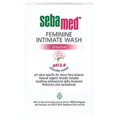 SEBAMED FEMININE INTIMATE WASH 200ML X 2
