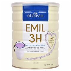 ETBLISSE EMIL 3H WHOLESOME PLANT MILK 600G - FORMULA FOR 3 HIGHS