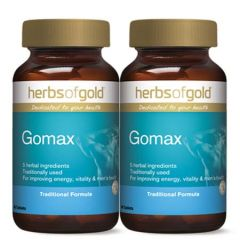 HERBS OF GOLD GOMAX TABLET 60S X 2