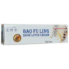 BAO FU LING BAO SHU TANG SNOW LOTUS CREAM 15G
