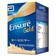 ENSURE GOLD COMPLETE NUTRITION WHEAT 400G