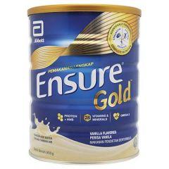 ENSURE GOLD COMPLETE NUTRITION VANILLA 850G