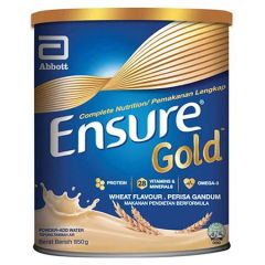 ENSURE GOLD COMPLETE NUTRITION WHEAT 850G