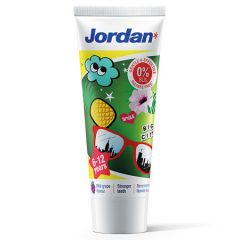 JORDAN STEP 2 MILD GRAPE TOOTHPASTE 75G